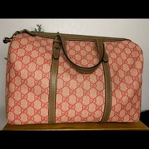 Gucci Boston Handbag